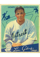 Hank Greenberg Cards, Rookie Cards and Autographed Memorabilia Guide
