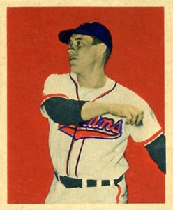 1948 Bowman Bob Feller RC