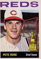 Pete Rose Baseball Cards, Rookie Card and Autographed Memorabilia Guide