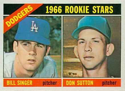1966 Topps Don Sutton RC
