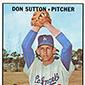 Top 10 Don Sutton Baseball Cards