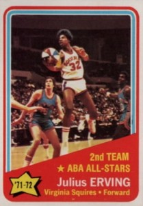 4c26cd65a Julius Erving Cards and Memorabilia Guide 2