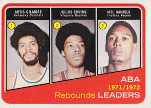 Julius Erving Cards and Memorabilia Guide 3