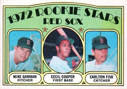 1972 Topps Baseball Cards 5