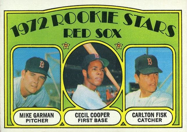 Carlton Fisk Cards, Rookie Card and Autographed Memorabilia Guide 1
