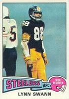 Lynn Swann Cards, Rookie Card and Autographed Memorabilia Guide