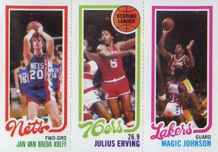 1980-81 Topps Basketball Cards 6
