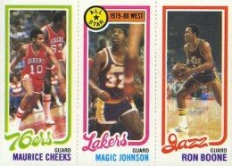 Top Philadelphia 76ers Rookie Cards of All-Time 46