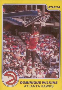 Dominique Wilkins Cards and Memorabilia Guide 2