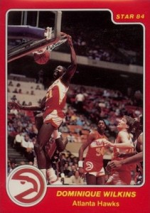 Dominique Wilkins Cards and Memorabilia Guide 1