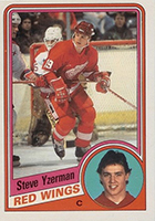 Steve Yzerman Cards, Rookie Cards and Autograph Memorabilia Guide