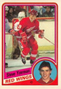 Steve Yzerman Cards, Rookie Cards and Autograph Memorabilia Guide 1