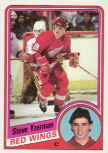 Steve Yzerman Cards, Rookie Cards and Autograph Memorabilia Guide 2