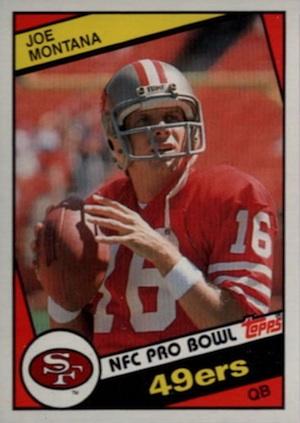 Top Joe Montana Cards to Collect 4