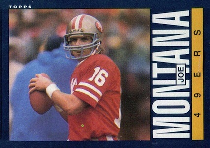 Top 10 Joe Montana Cards for Any Budget 5
