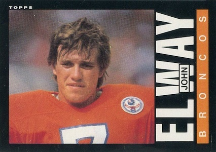 Top John Elway Cards for All Collecting Budgets 4