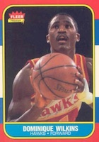 Dominique Wilkins Rookie Cards and Autographed Memorabilia Guide