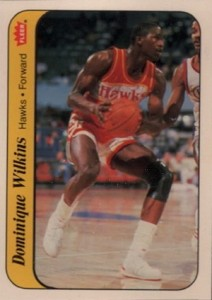 Dominique Wilkins Cards and Memorabilia Guide 4