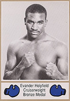 Evander Holyfield Boxing Cards and Autographed Memorabilia Guide