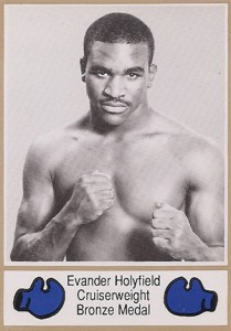 Evander Holyfield Boxing Cards and Autographed Memorabilia Guide 1