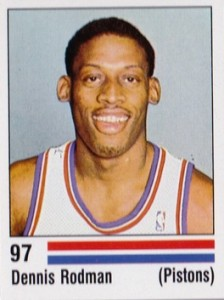 Dennis Rodman Cards and Memorabilia Guide 2