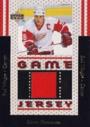 Steve Yzerman Cards, Rookie Cards and Autograph Memorabilia Guide 4