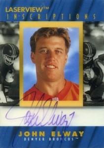 Top 10 John Elway Football Cards