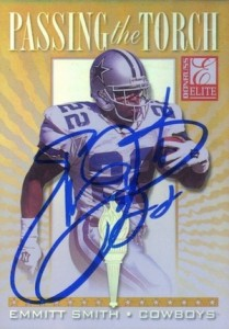 Top 10 Emmitt Smith Cards of All-Time 7