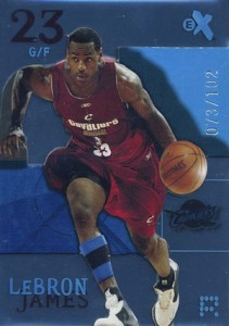 Don't Overlook These LeBron James Rookie Cards 2