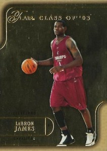 Don't Overlook These LeBron James Rookie Cards 4