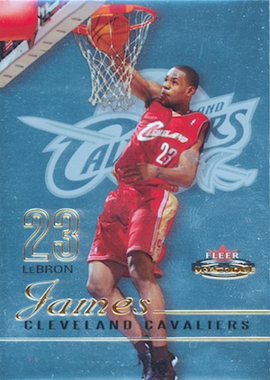 Don't Overlook These LeBron James Rookie Cards 5