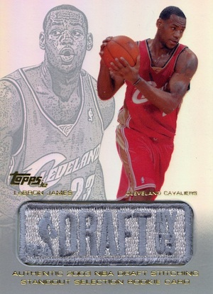 Don't Overlook These LeBron James Rookie Cards 9