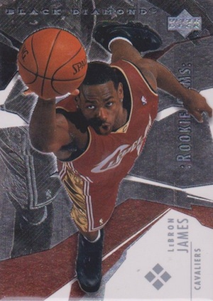 Don't Overlook These LeBron James Rookie Cards 13