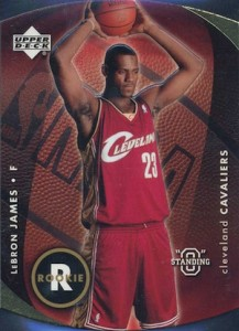Don't Overlook These LeBron James Rookie Cards 26