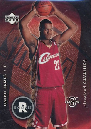 Don't Overlook These LeBron James Rookie Cards 15