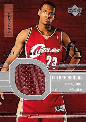 Don't Overlook These LeBron James Rookie Cards 17