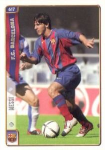 Lionel Messi Rookie Cards Checklist and Apparel Guide 1