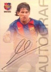 Lionel Messi Rookie Cards Checklist and Apparel Guide 9