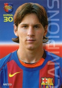 Lionel Messi Rookie Cards Checklist and Apparel Guide 6