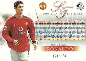 Top Cristiano Ronaldo Cards 8