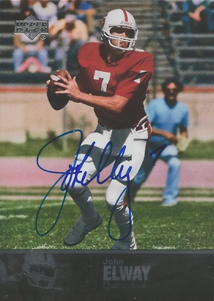 Top John Elway Cards to Collect 11