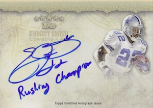 Top 10 Emmitt Smith Cards of All-Time 11