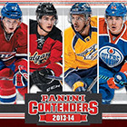 2013-14 Panini Contenders Hockey Cards