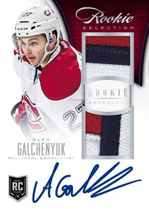 2013 Panini Prime #181 Rookies Quad Frank Corrado Vancouver Canucks Auto RC Card IJshockey