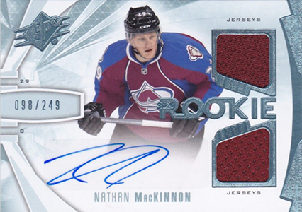 Return of the Mac! Full Nathan MacKinnon Rookie Card Guide 18