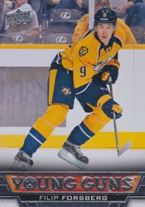 Filip Forsberg Rookie Cards Guide 1