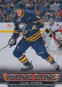 See All 100 of the 2013-14 Upper Deck Hockey Young Guns 54