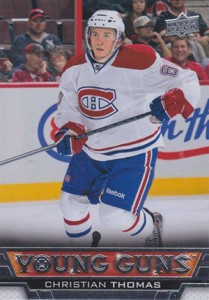 See All 100 of the 2013-14 Upper Deck Hockey Young Guns 80