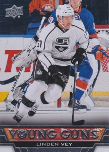 See All 100 of the 2013-14 Upper Deck Hockey Young Guns 75