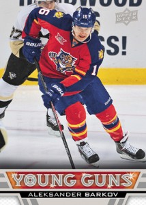 See All 100 of the 2013-14 Upper Deck Hockey Young Guns 102
